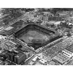 Ebbets Field Dodgers Baseball