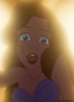 Disney's the little mermaid/Arielle. Worlds greatest princess story including underwater creatures. Disney Pixar, Arte Disney, Disney Animation, Disney And Dreamworks, Disney Magic, Disney Art, Disney Movies, Disney Characters, Disney Princesses