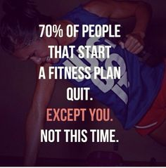 Its not worth giving up! If you committed to working out and making your life longer and better, then stick with it!