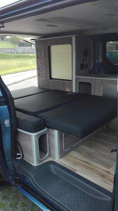 Kombi Camper, Kombi Home, Diy Camper, Campervan, Delica Van, Small Camper Vans, Camper Van Kitchen, Transit Camper, Van Dwelling