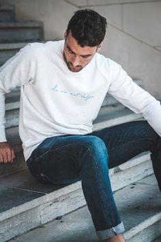 Le sweatshirt classique parfait pour la mi-saison !