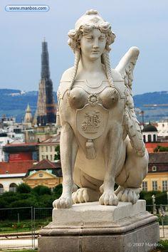 Palacio Belvedere  Viena, Austria