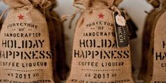 package design | holiday coffee.