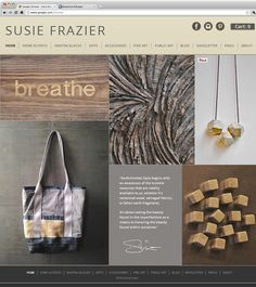 Susie Frazier | Reclaimed Fashion and Accessories