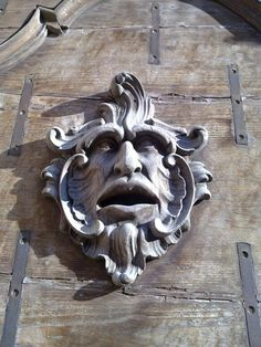 Lovely green man. Definitely looks northern -- maybe from York?