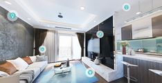 Related image Home Automation, Smart Home, Bathtub, Image, Smart House, Standing Bath, Bathtubs, Bath Tube, Bath Tub