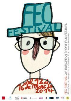 2014 FEC Festival Poster © Christian Inaraja
