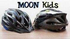 Детский велосипедный шлем MOON