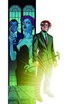 Day Men #1 - Brian Stelfreeze Cover