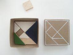 DIY Tangram Puzzle
