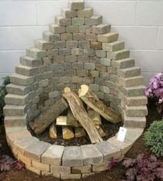 Cheap and easy backyard fire pit and seating area (15)