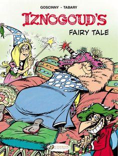 COMIC BITS ONLINE: Iznogoud 12 - Iznogoud's Fairy Tale