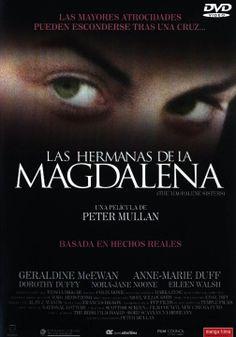 Las hermanas de la Magdalena (2002) Irlanda. Dir: Peter Mullan. Drama. Relixión. Baseado en feitos reais. Feminismo - DVD CINE 1538