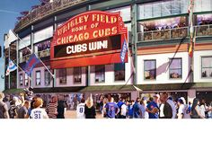 The Official Site of The Chicago Cubs | cubs.com: Homepage