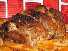 DryRub Pork Roast