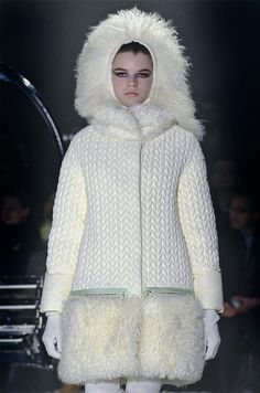 If you want to look like a Yeti....here you go!