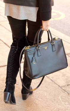 Prada Bags on Pinterest | Prada, Prada Bag and Totes