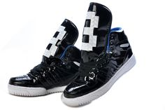 Adidas Obyo Shoes Black White