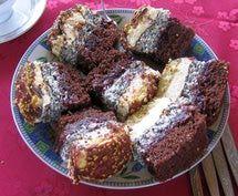 Polish Drunkard's Cake or Ciasto Pijak