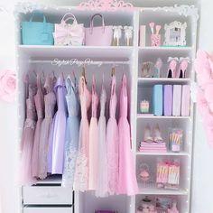 Baby room closet design Ideas for 2019 Diy Room Decor For Teens, Diy Home Decor Bedroom, Kids Bedroom, Baby Bedroom, Baby Room Closet, Baby Room Colors, Fashion Room, Diy Fashion, Style Fashion