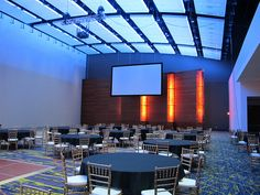 Another picture of our grand ballroom in Community Choice Credit Union Convention Center