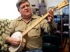 Beginner's Old Time Banjo Lesson - As Easy As 1-2-3 - Volume 3 - YouTube