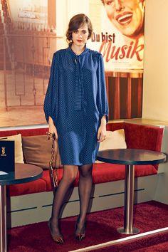 Как сшить платье рубашечного кроя — Мастер-классы на BurdaStyle.ru