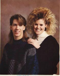 Somos Ochenteros: Peinados de los 80