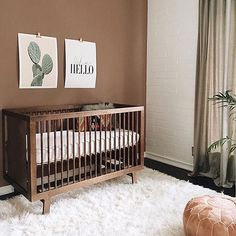 Loving this great southwestern inspired nursery. The simple details make such a great impact! thanks @katiemonkhousecreative