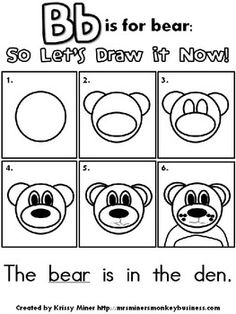 Center activities for drawing and writing - one for each letter of the alphabet!       $