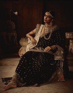 "Harper's Bazaar Bride April ""A Vintage Affair"" Indian Attire, Indian Wear, Indian Outfits, Indian Bridal Fashion, Perfect Bride, Pakistan Fashion, Pakistani Bridal, Indian Designer Wear, Indian Sarees"