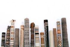 Pampa: tappeti e cuscini artigianali