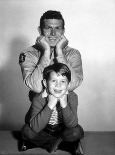 Andy & Opie {The Andy Griffith Show}