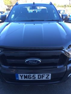 The Ford Ranger #leasing deal | One of the many cars and vans available to lease from .carlease.uk.com | Ford #carleasing | Pinterest | Vans ... & The Ford Ranger #leasing deal | One of the many cars and vans ... markmcfarlin.com
