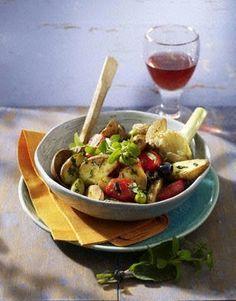 Kräuter-Kartoffelpfanne Rezept
