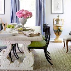 Freshen Up Dining Room Design