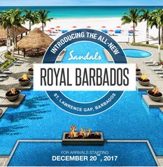 The All New Sandals Royal Barbados in Barbados - Caribbean Travel