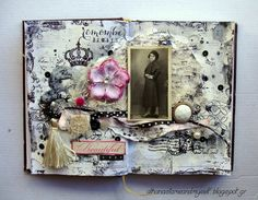 Pinning this to actuall6 bookmark the blog. Has sone really nice tutorials on art journaling especially lettering