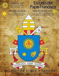 Escudo Papal de S.S.Francisco.