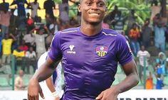 Agege Pride, Stephen Odey Hits 18 Goals In Nigeria Professional Football League | Shokishombolo News