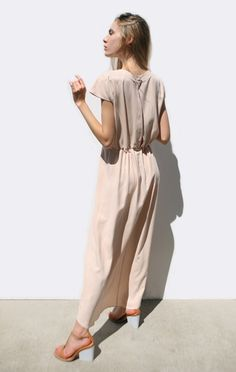 Anaïse | Jesse Kamm Capsleeve Dress