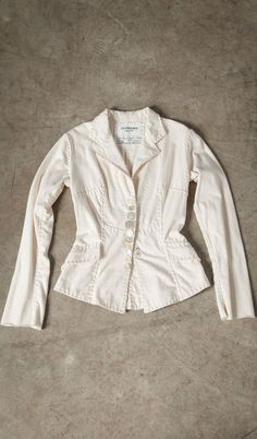 Betsy Blazer with Vintage Buttons- My new blazer on order! coming in black! I can't wait!