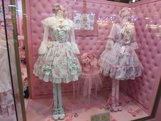 Angelic Pretty at La Foret, Harajuku! www.kawaii.japanlover.me