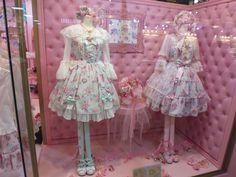 Angelic Pretty at La Foret, Harajuku! www.kawaii.japanlover.me