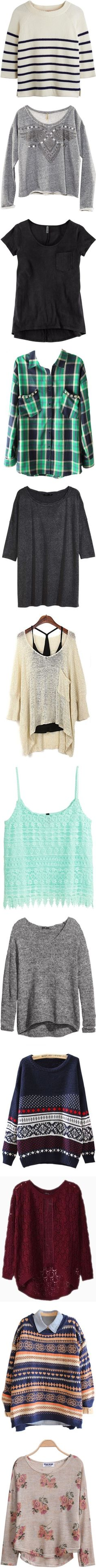 """""""blouses 6"""" by lindacsanfelice on Polyvore"""