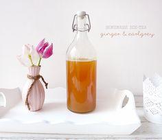 Homemade Ginger Earl-Grey ❤ Recipe: www.lovely-joys.de