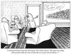 Microbiology humor.                                                                                                                                                     More
