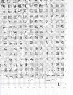 Gallery.ru / Фото #1 - цветы 6 - koreianka Cross Stitch Patterns, Words, Counted Cross Stitch Patterns, Horse, Punch Needle Patterns