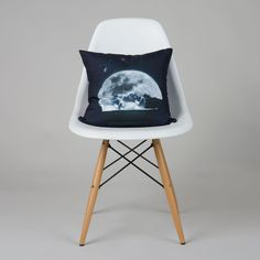Moonrise Totoro Pillow Cover |