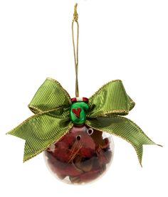 Nicole™ Crafts Potpourri Ornament #ornaments #craft #christmas